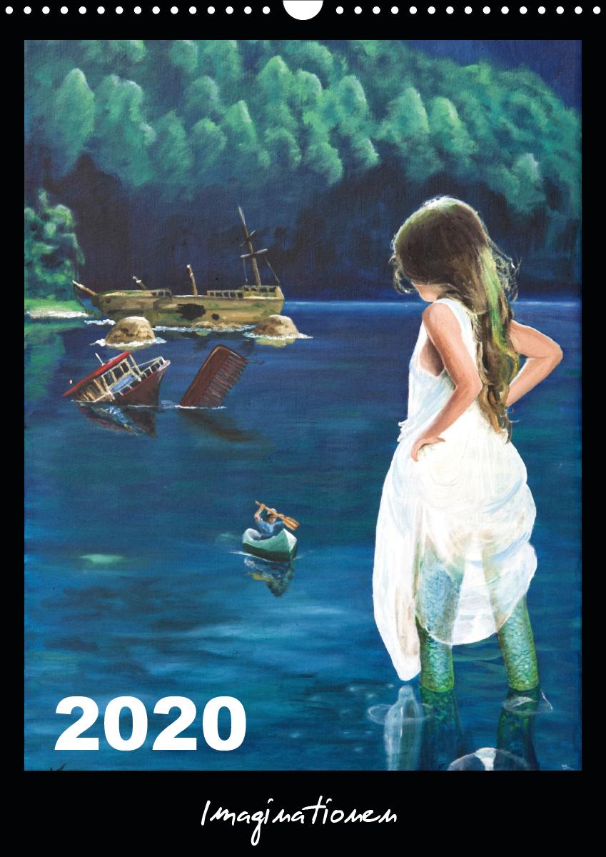 Kalender Imaginationen 2020